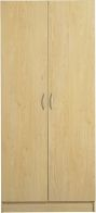 See more information about the Bellingham Contemporary Wardrobe (2 Door) - BEECH