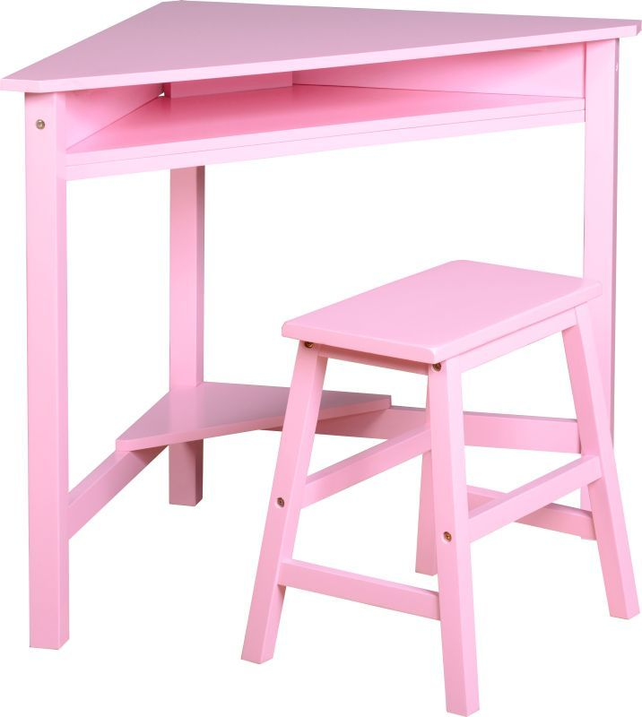Candy Corner Desk Set - PINK
