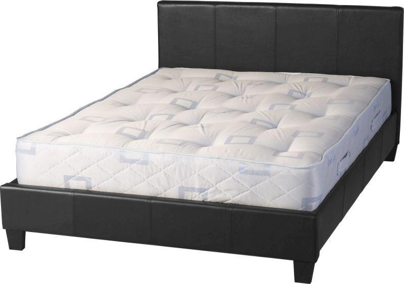 Prado Double Bed - Black