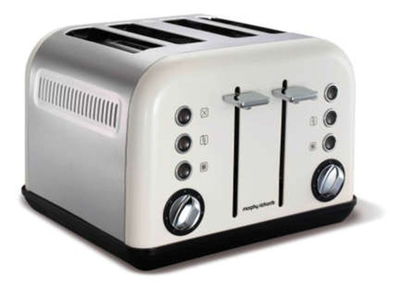 New Accents 4 Slice Toaster 242005