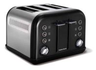 See more information about the New Accents  4 Slice Toaster 242002