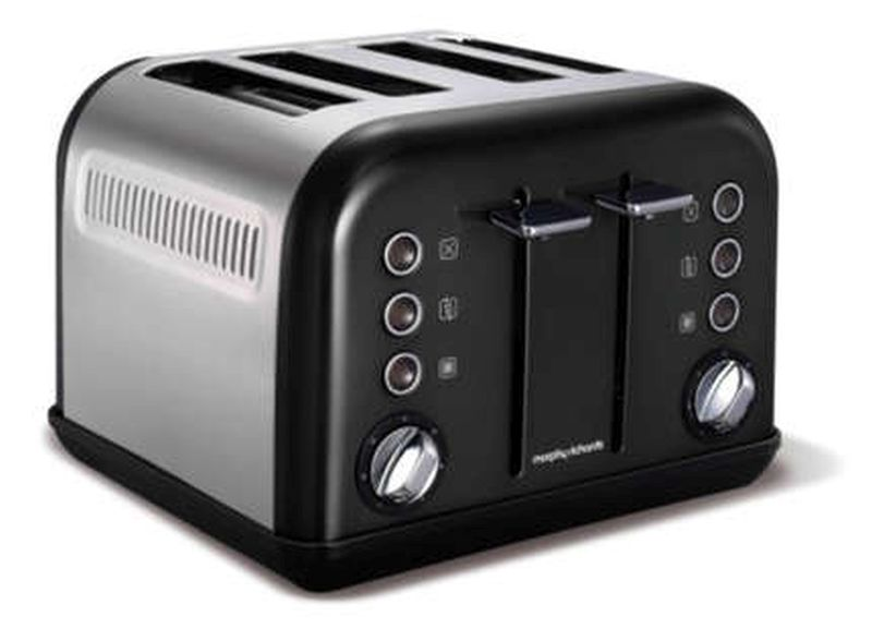 New Accents  4 Slice Toaster 242002