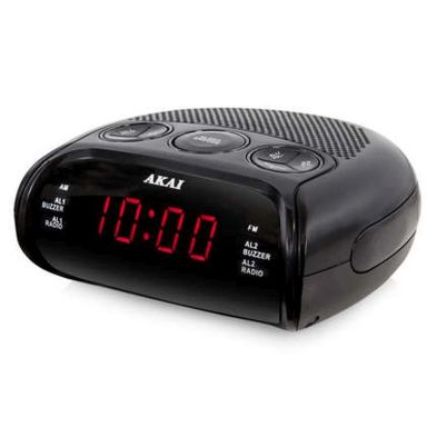 LED Clock Radio Alarm A61013