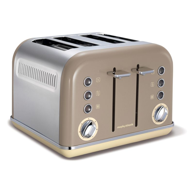 New Accents 4 Slice Toaster 242008