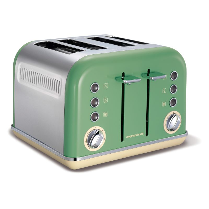 New Accents 4  Slice Toaster 242006