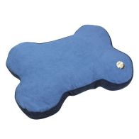 See more information about the Happy Pet Bone Faux Suede Pet Bed