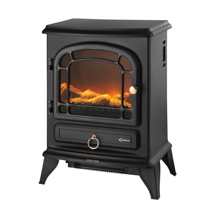 2000w Log Effect Stove Fire PE139A2