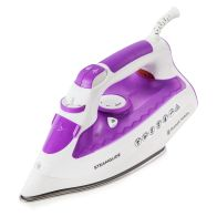 See more information about the Russell Hobbs Russel Hobbs Steamglide Iron 2.6KW - Purple White