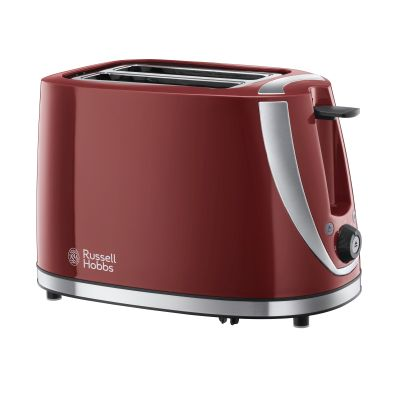 Image of Russell Hobbs Mode 2 Slice Toaster - Red