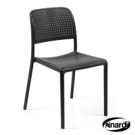 See more information about the Bistro Outdoor Garden Chair (Anthracite in colour supplied as a single)