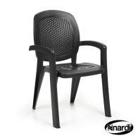 See more information about the Creta Outdoor Garden Chair (Anthracite in colour supplied as a single)