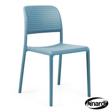 Nnardi Garden Bistro Chair Blue