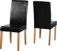 See more information about the G3 Dining Chair - BLACK
