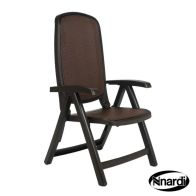 See more information about the Nnardi Delta Outdoor Garden Chair - Coffee
