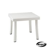 See more information about the Nnardi Rodi Outdoor Garden Side Table White