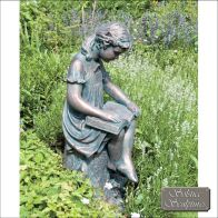 See more information about the Daphne 89cm Garden Ornament Statue