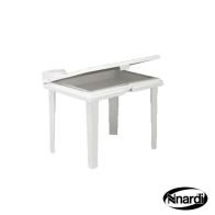 See more information about the Aladino Outdoor Kids Table - White
