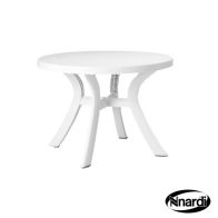 See more information about the Nnardi Toscana Outdoor Garden Table (White)