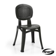 See more information about the Elba Outdoor Garden Chair (Anthracite colour Wicker style sold as a single)