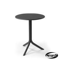 See more information about the Nnardi Step Outdoor Garden Bistro Table Anthracite