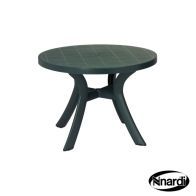 See more information about the Nnardi Toscana 100 Outdoor Garden Table (Green with plain top)