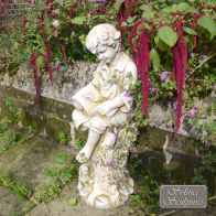 See more information about the Arthur 89cm Garden Ornament Statue Stone XST/491