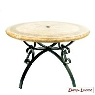 See more information about the Monaco Outdoor Garden Dining Table