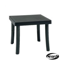 See more information about the Nnardi Rodi Outdoor Garden Side Table (Anthracite)