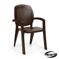 See more information about the Creta Garden Outdoor Chair (Coffee coloured  Wicker style supplied as a pack of 2)