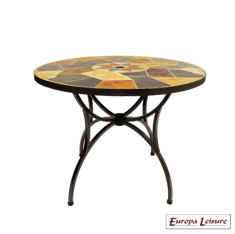 Pomino Garden Furniture Patio Table. Pomino Garden Furniture Patio Table   Buy Online at QD Stores