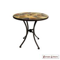 See more information about the Pompei Outdoor Garden Bistro Table