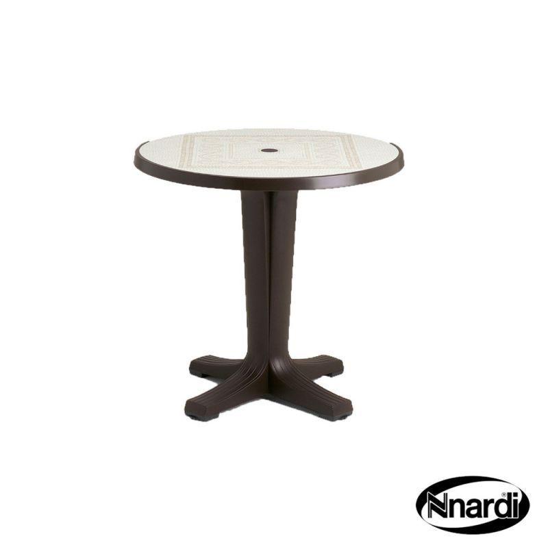 Marte 78 Outdoor Garden Table Coffee & Ravenna Style Top