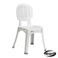 See more information about the Elba Outdoor Garden Chair (White supplied as a single)
