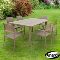 See more information about the Libeccio Garden Furniture Set & 6 Turtle Dove Bora Chairs