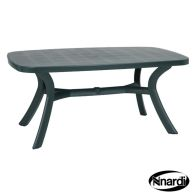 See more information about the Toscana 165 Outdoor Garden Table (Green)