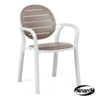 See more information about the Nnardi Palma Outdoor Garden Chair White-Turtle Dove