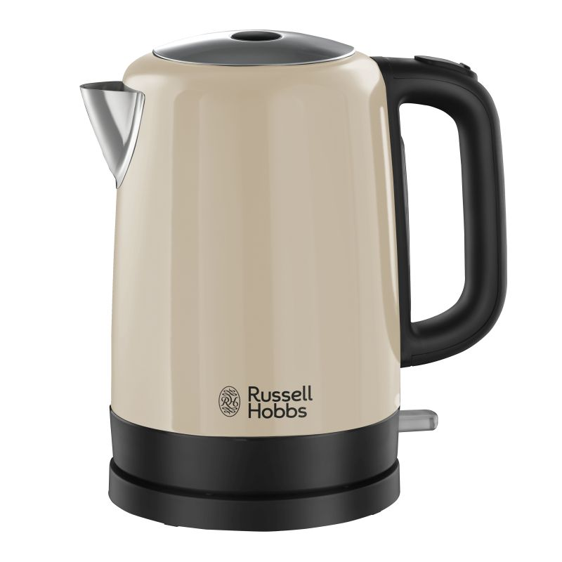 russell hobbs 1 7 litre canterbury kettle 3kw cream. Black Bedroom Furniture Sets. Home Design Ideas