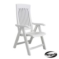 See more information about the Flora Outdoor Garden Chair (White supplied as a single)