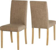 See more information about the G3 Dining Chair - SAND FABRIC
