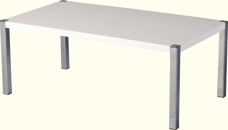Charisma Coffee Table - WHITE GLOSS
