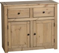 See more information about the Panama 2 Door 2 Drawer Sideboard