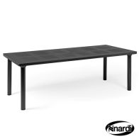 See more information about the Libeccio Outdoor Garden Table Anthracite