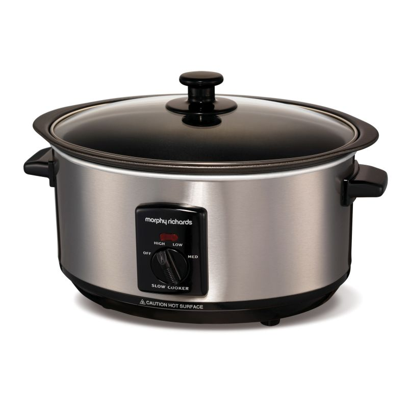3.5Ltr Brushed S/S Sear  Stew 48701