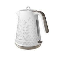 See more information about the Textured Jug Kettle whte