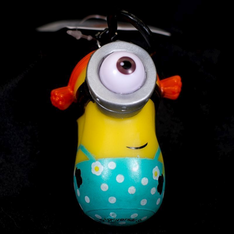Minions Eye Popper Lady