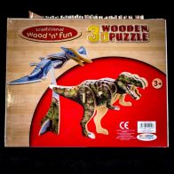 See more information about the 3D Dinosaur Model Trex