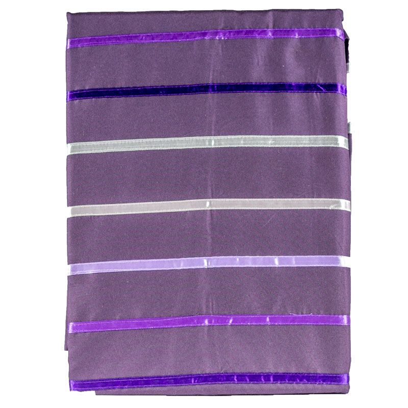Duvet Cover Single (Aubergine)