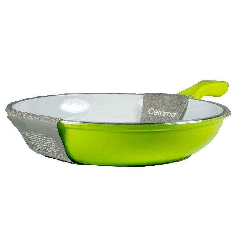 Frying Pan Large 28cm (Green)