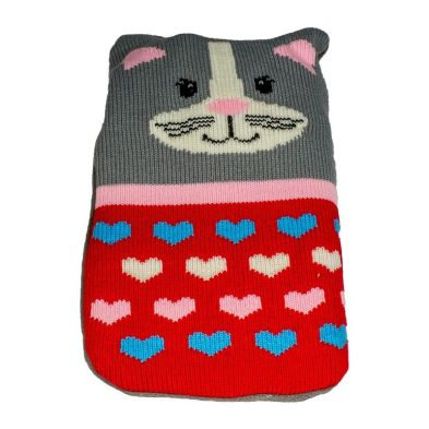 Image of 1L Hot Water Bottle 1L (Cat)