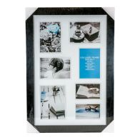 See more information about the Collage Photo Frame 7 Openings (Black)